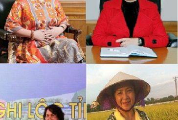 Những nữ doanh nhân nổi tiếng quê Nghệ An