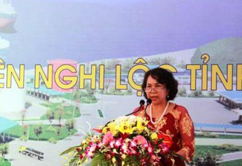 Bà Chu Thị Thành