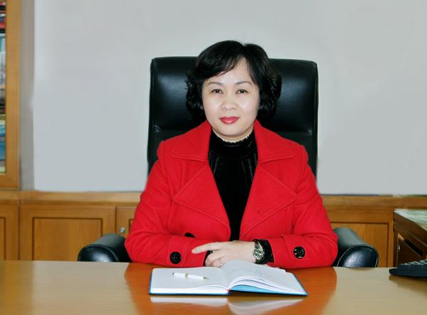 Bà Trần Thanh Thủy