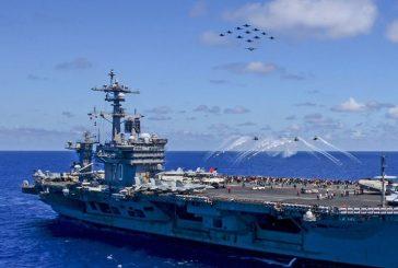 'Chuyến thăm lịch sử' tới Việt Nam của tàu sân bay Mỹ tại Đà Nẵng