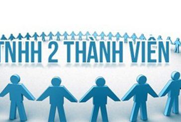 Thủ tục thành lập công ty TNHH 2 thành viên trở lên
