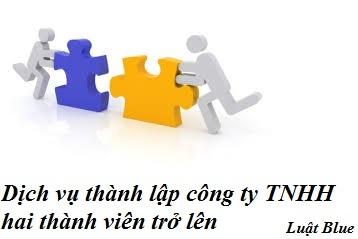 Dịch vụ thành lập công ty TNHH hai thành viên trở lên (nguồn internet)