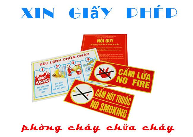 Ngành nghề nào cần xin giấy chứng nhận đủ điều kiện phòng cháy chữa cháy (nguồn internet)