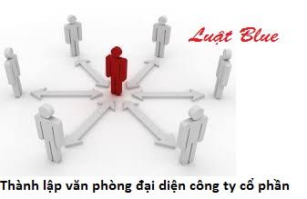 Thành lập văn phòng đại diện công ty cổ phần (Nguồn internet)