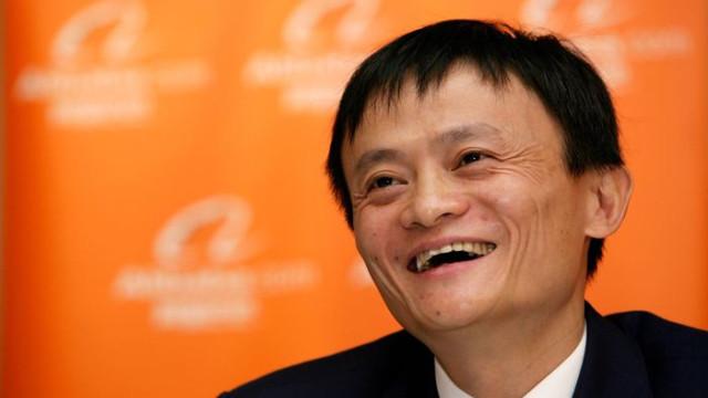 Con đường thành công tỉ phú Jack Ma (nguồn internet)