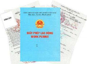Quy trình xin giấy phép lao động (Nguồn internet)