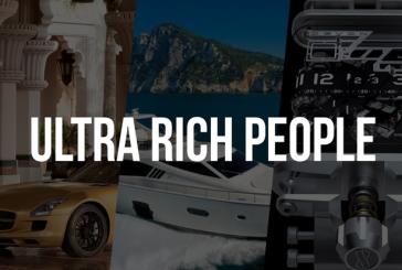 Những người siêu giàu trên thế giới – Họ ở đâu?