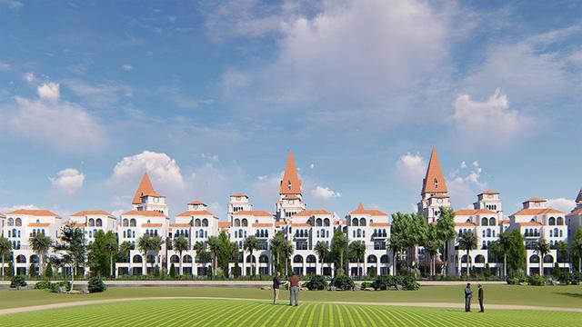 Sunshine Villas - Bộ sưu tập biệt thự sinh thái nghỉ dưỡng của Sunshine Group với tầm view ra sân golf đắt giá.
